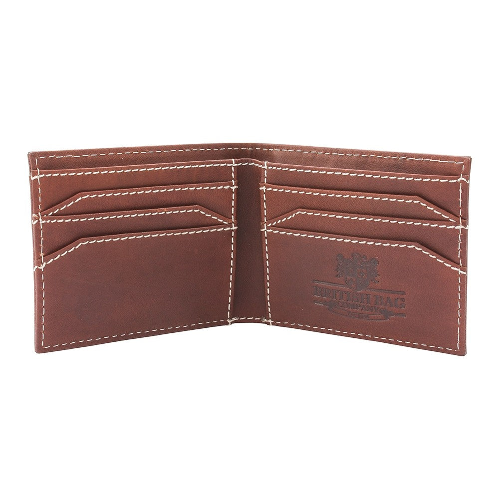 Pull Up Leather Wallet