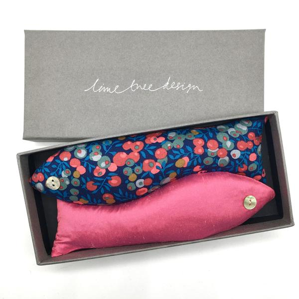 Box of 2 Lavender Fish - assorted colours
