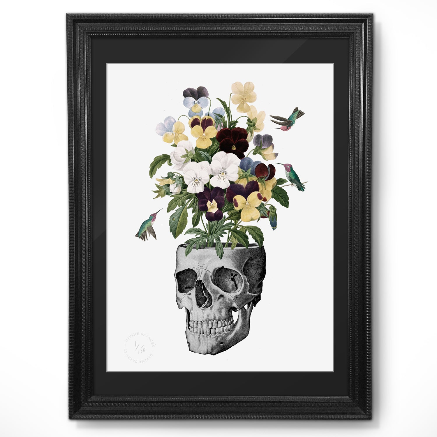 LoBotanist is a high quality art print by Divine Savages. Home furnishing prints are the perfect way to add that final touch to your beautiful home. Click to view the entire collection at Eclectic Hound.