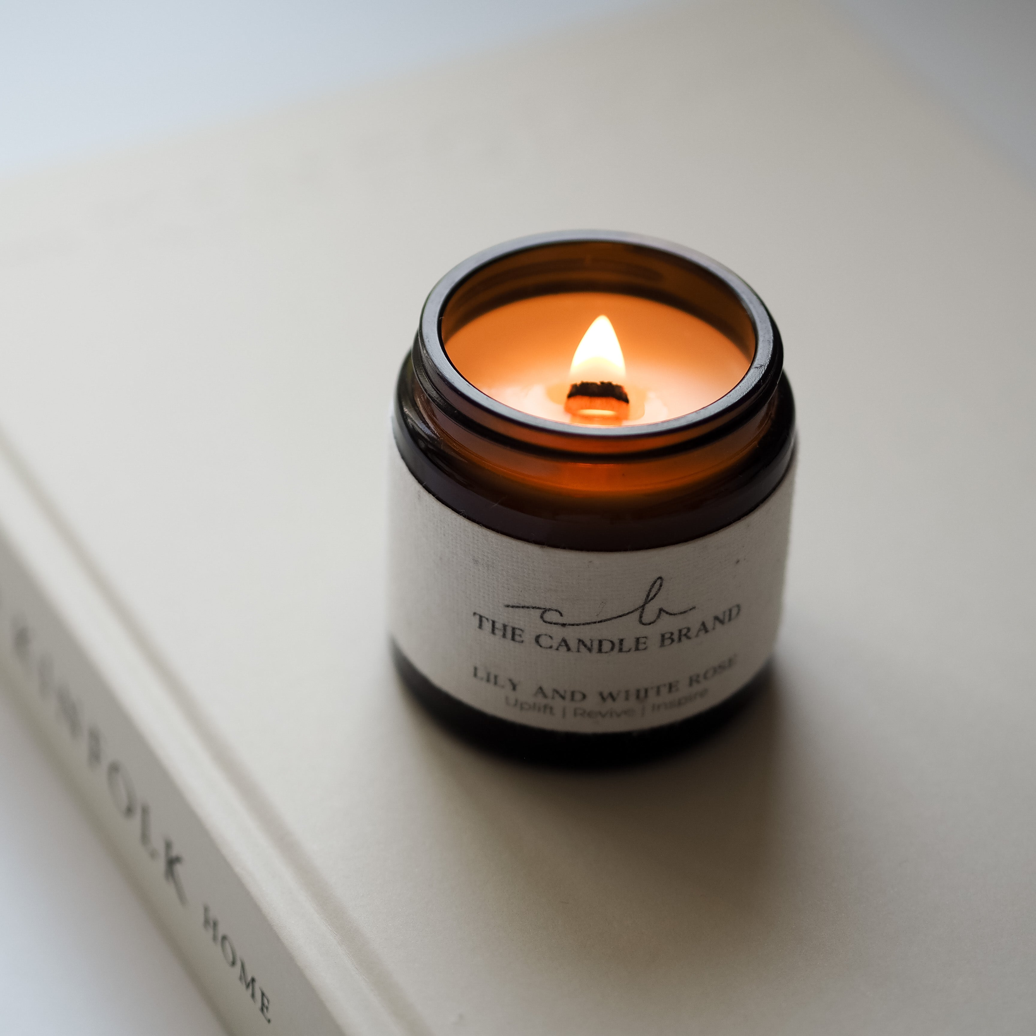 The Burn + Bloom 20 Hour Candle