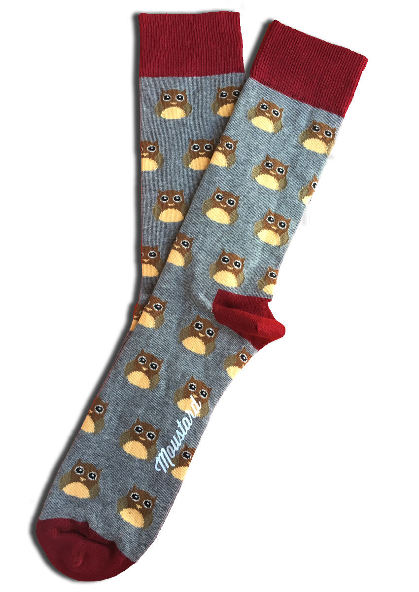 A box of zoo themed socks. Moustard Socks are very comfortable and durable as they have been knitted with the finest combed cotton. Click to view the full collection of boxed underwear and cotton underwear for women.