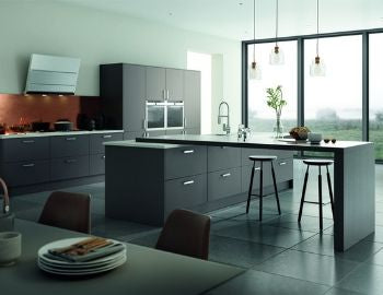 Vivo Matt Anthracite Doors