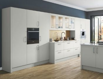 Vivo Matt Light Grey Kitchen Doors