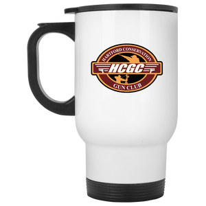 HGCG XP8400W White Travel Mug