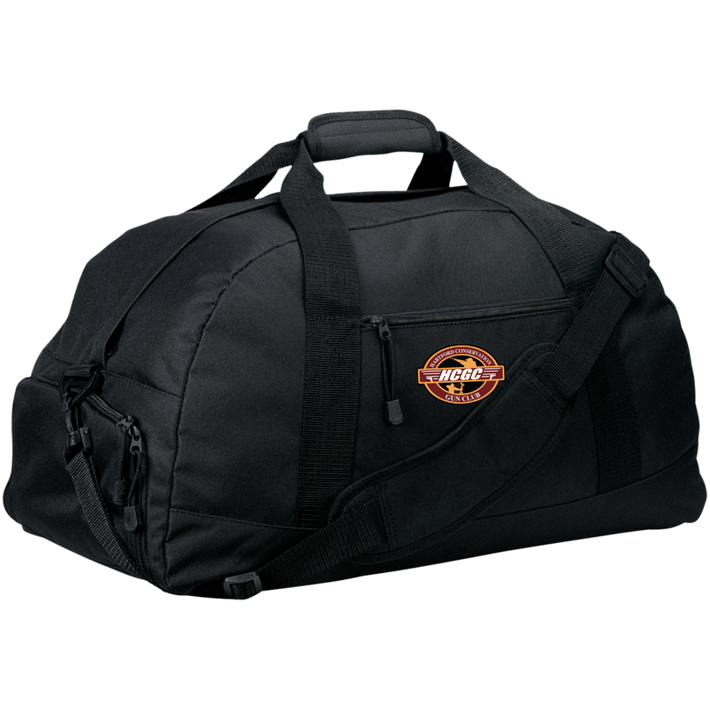 BG980 Basic Large-Sized Duffel Bag