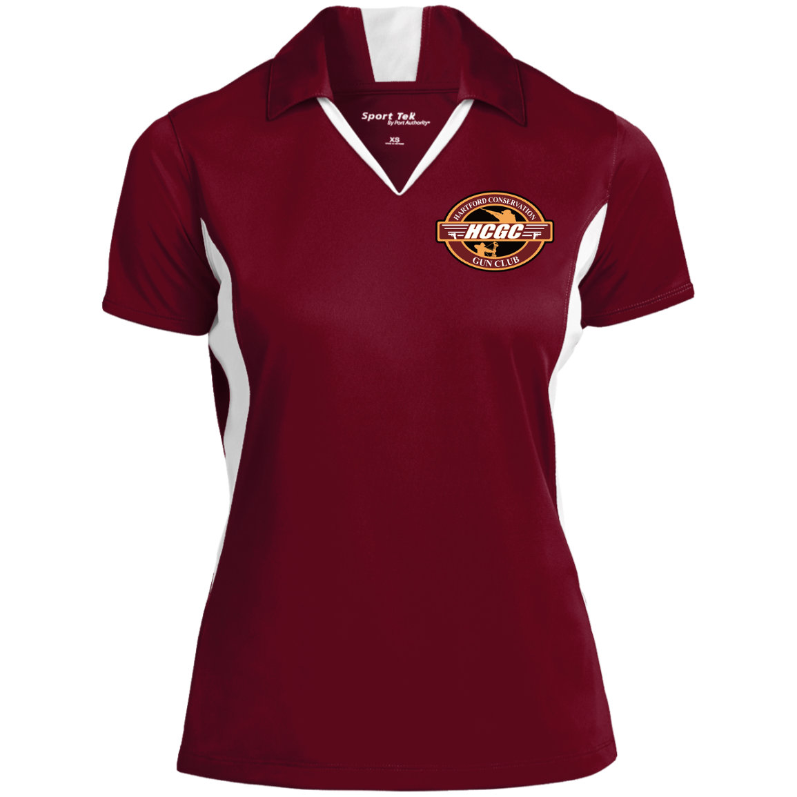 LST655 Ladies' Colorblock Performance Polo