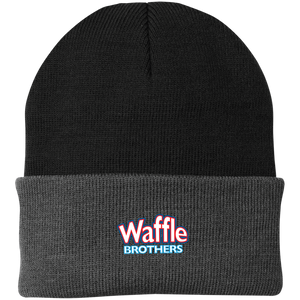 Waffle Brothers Knit Cap