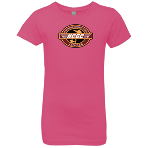 NL3710 Girls' Princess T-Shirt