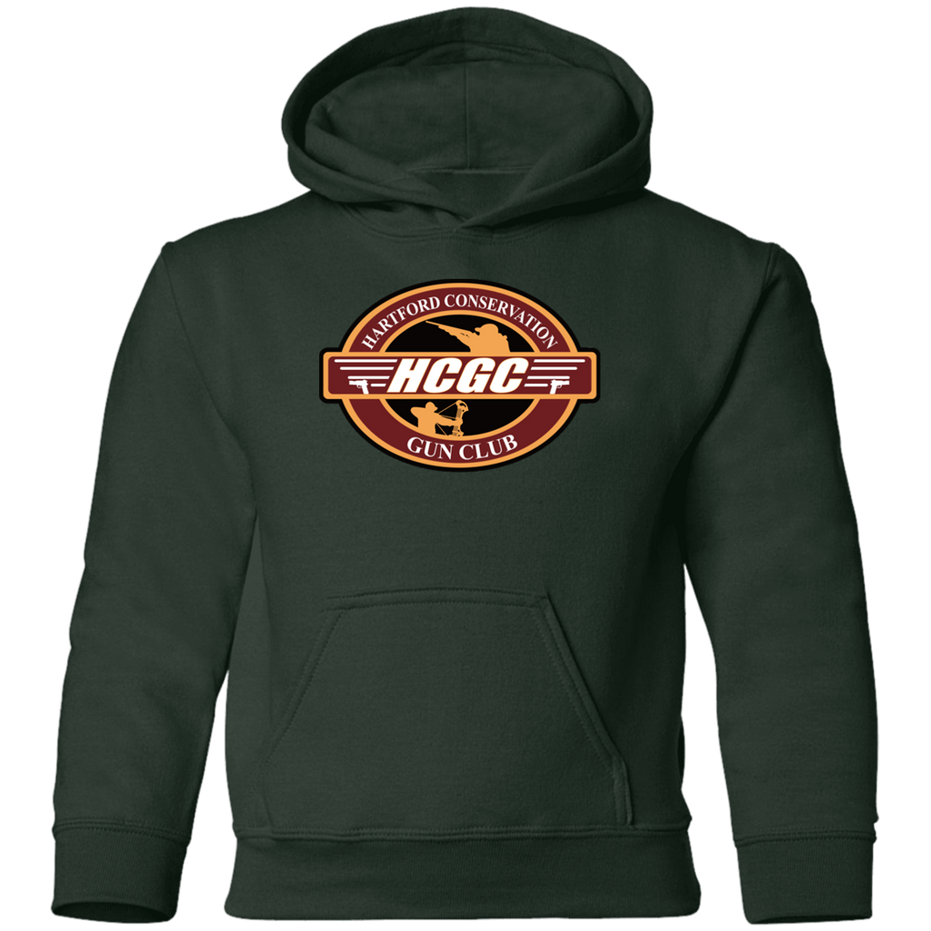 HGCG G185B Youth Pullover Hoodie