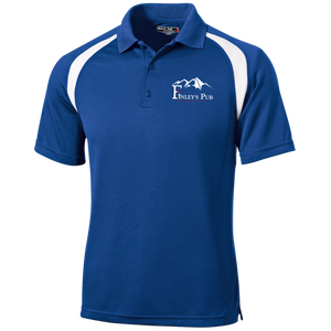Finleys Pub Moisture-Wicking Tag-Free Golf Shirt