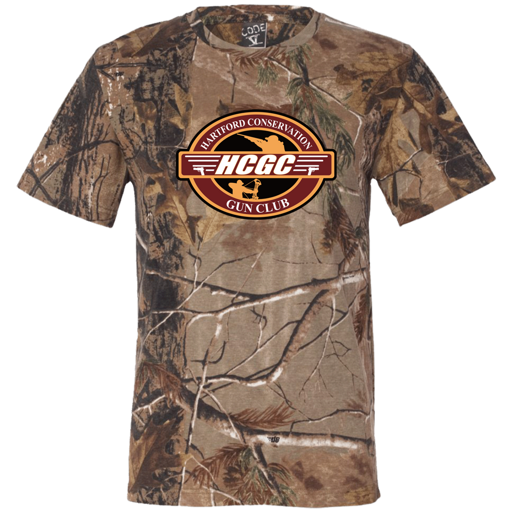 3980 Short Sleeve Camouflage T-Shirt