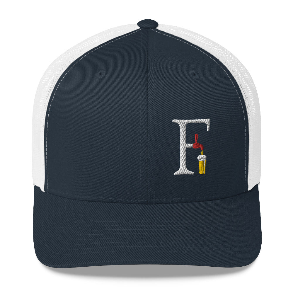 Finleys Pub Retro Trucker Cap