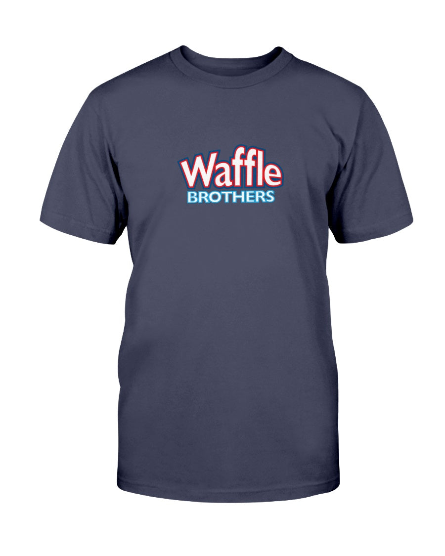 Waffle Brothers Tri-Blend Fashion Fit T-Shirt