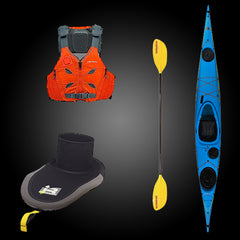 2018 Used Sea Kayak Equipment