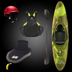 2018 Used Whitewater Equipment