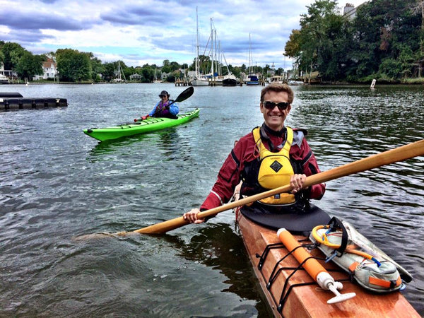 Touring Kayak Sampler Lesson 2PM 5/12/19