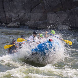 Mather Gorge Whitewater Rafting