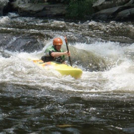 ACA Whitewater Instructor Course