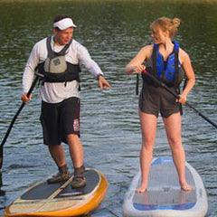 Private SUP Lesson - 3 Hours