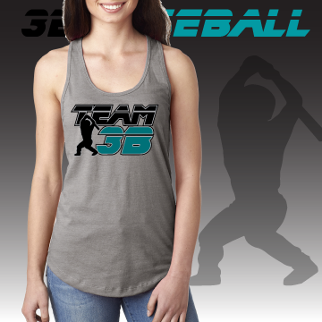 Team 3B Women's Tank Top