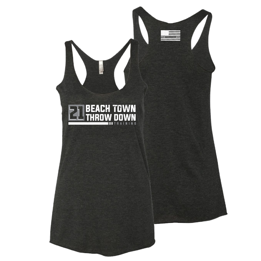 BTTD Training - 2021 - Tri-Blend Women's Tank