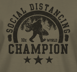 Social Distancing - 10x World Champ