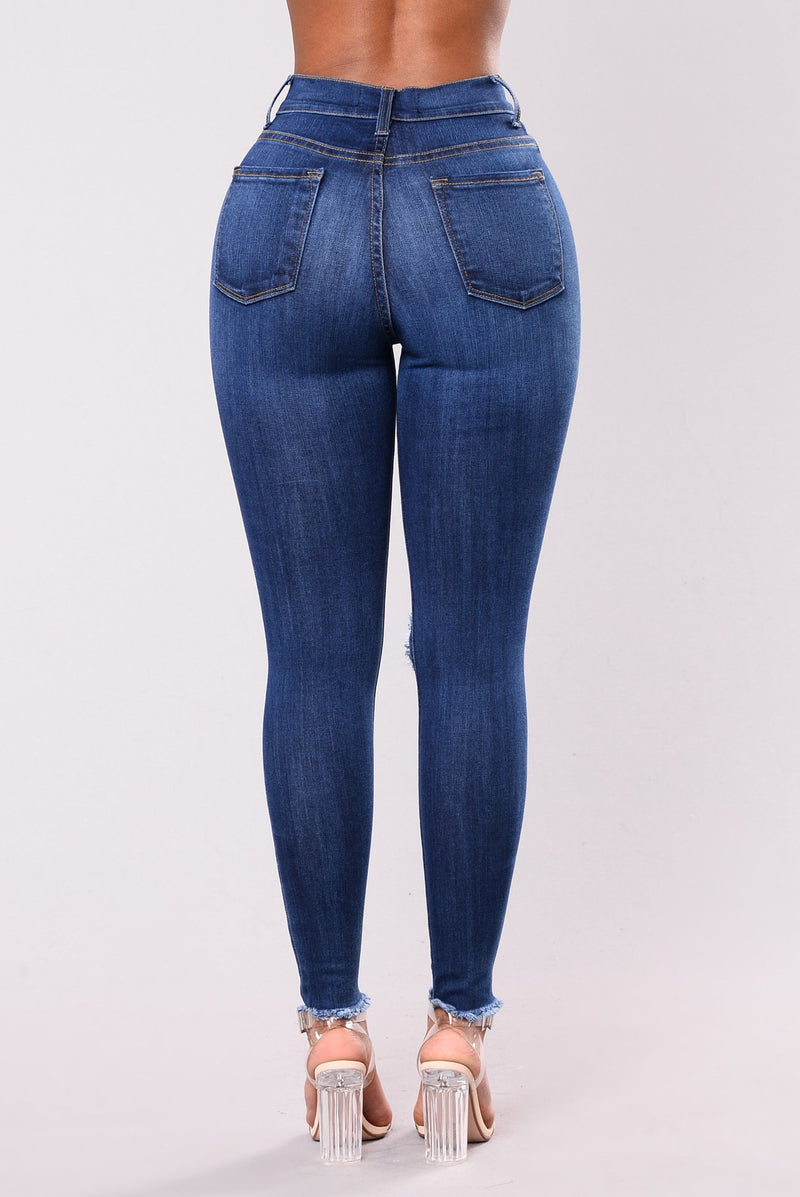 New Fashion Stretch Jeans Great Quality Women Pants