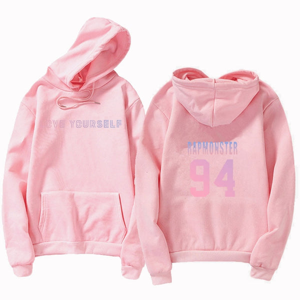 love yourself hoody Speak Yourself Concert Tee Love yourself Hoodies Sweatshirts Hoodie
