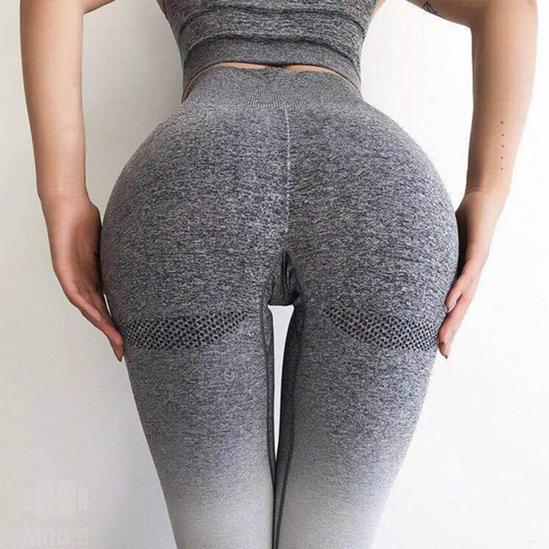 Activewear Leggings Fitness High Waist Push Up Pants