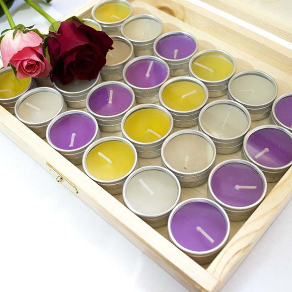 Fragrance Small Candle Set