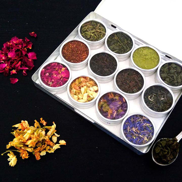 Loose Leaf Tea - 12pc Small Tea Box