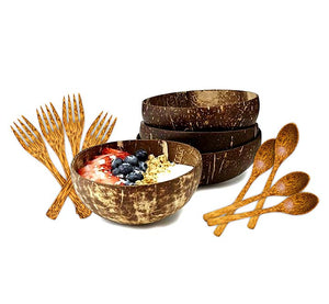 Coconut Bowls Family Pack