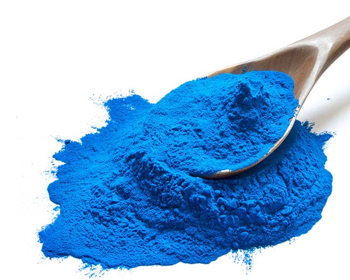 Blue Spirulina Powder