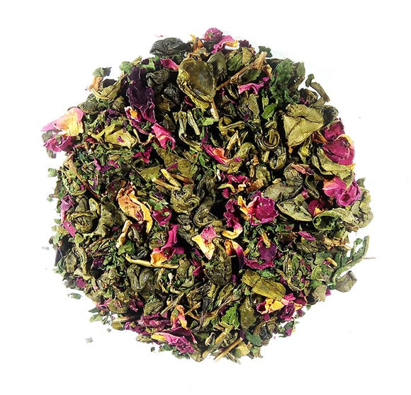 Rose Touch Tea