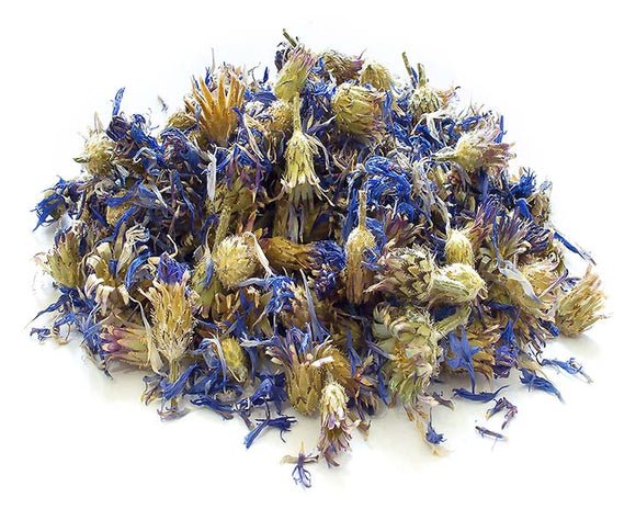 Whole Blue Cornflower