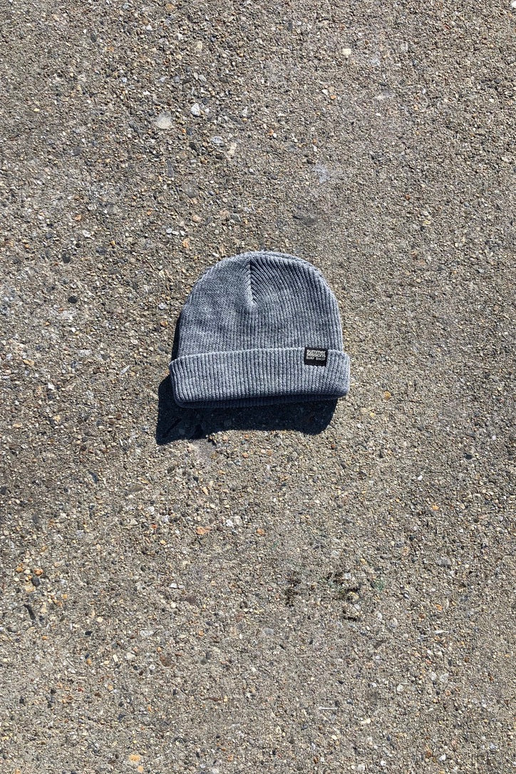 SS Gear - Beanie Stacked Logo