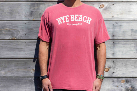Summer Sessions Rye Beach Unisex Tee