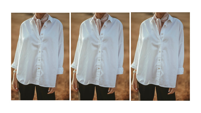 #5 Ways to Wear GABRIELLE Shirt this Week