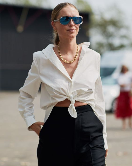 IT LIST | #5 STYLING TIPS TO WEAR YOUR WHITE SHIRT THIS WEEK