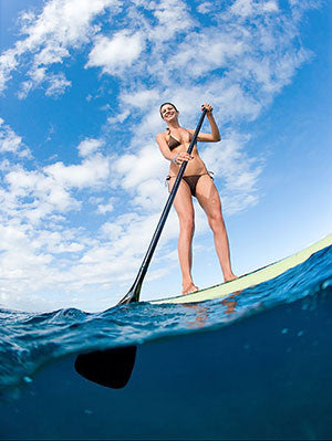1 Hour Stand Up Paddle Board Lesson