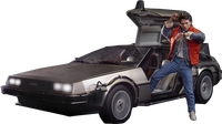 A FEW FACTS ON THE DeLOREAN