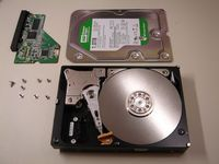 HARD DRIVE CRASHED ? - LOST YOUR DATA?