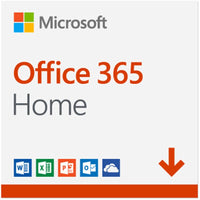 6GQ-00017 MICROSOFT OFFICE 365 HOME PREM (1YR SUB)