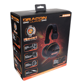 Dragon War REVAN LED Gaming Headset G-HS-003