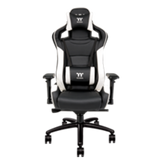 Thermaltake X Fit Gaming Chair - Black & White
