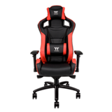 Thermaltake X Fit Gaming Chair - Black & Red
