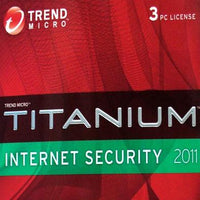 TM Titanium Internet Security - 3U 12mo Retail