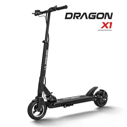 DRAGON X1- Modern, stylish, aerodynamic city commuting electric scooter for the city riders