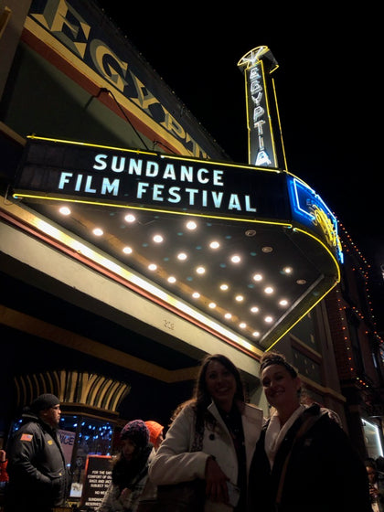K&K Showcased Our Products At Sundance- See the photos!