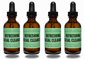 Refreshing Facial Cleanser - 4 pack